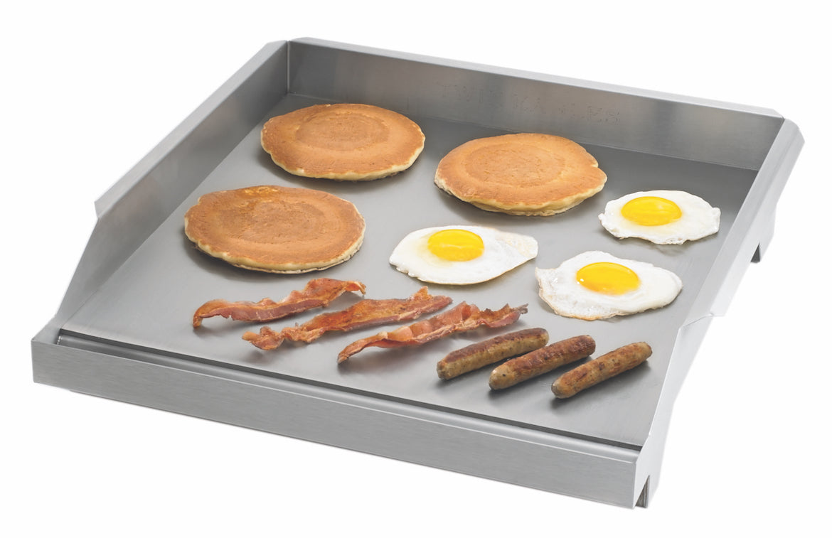 "Twin Eagles 18"" Griddle Plate Attachment for Power Burner - Premier Grilling"