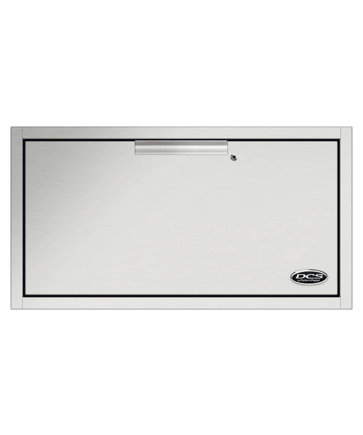 "DCS 30"" Outdoor Warming Drawer - Premier Grilling"