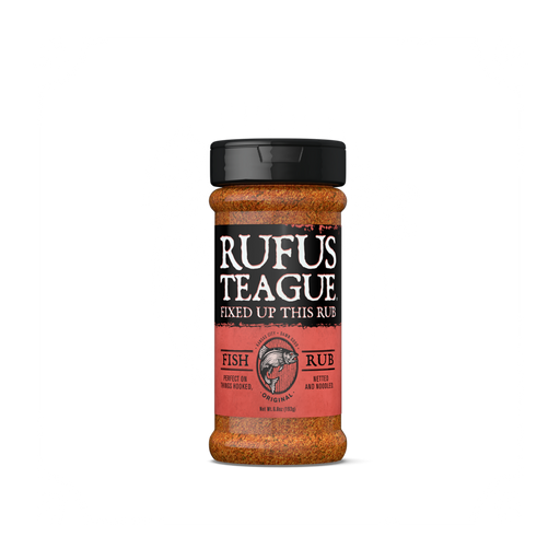 Rufus Teague Fish Rub - Premier Grilling