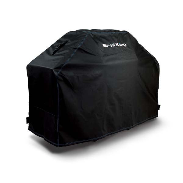 Broil King Heavy Duty PVC Polyester Grill Cover for Regal, Imperial XL - Premier Grilling