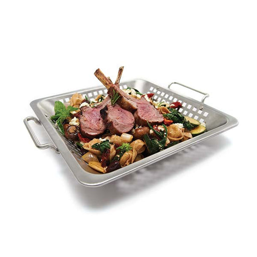 Broil King Stainless Steel Wok Topper - Premier Grilling