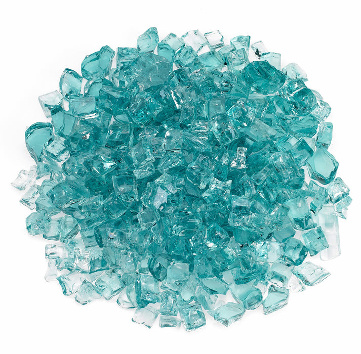 "American Fire Glass 1/2"" Classic Collection (10lb)"