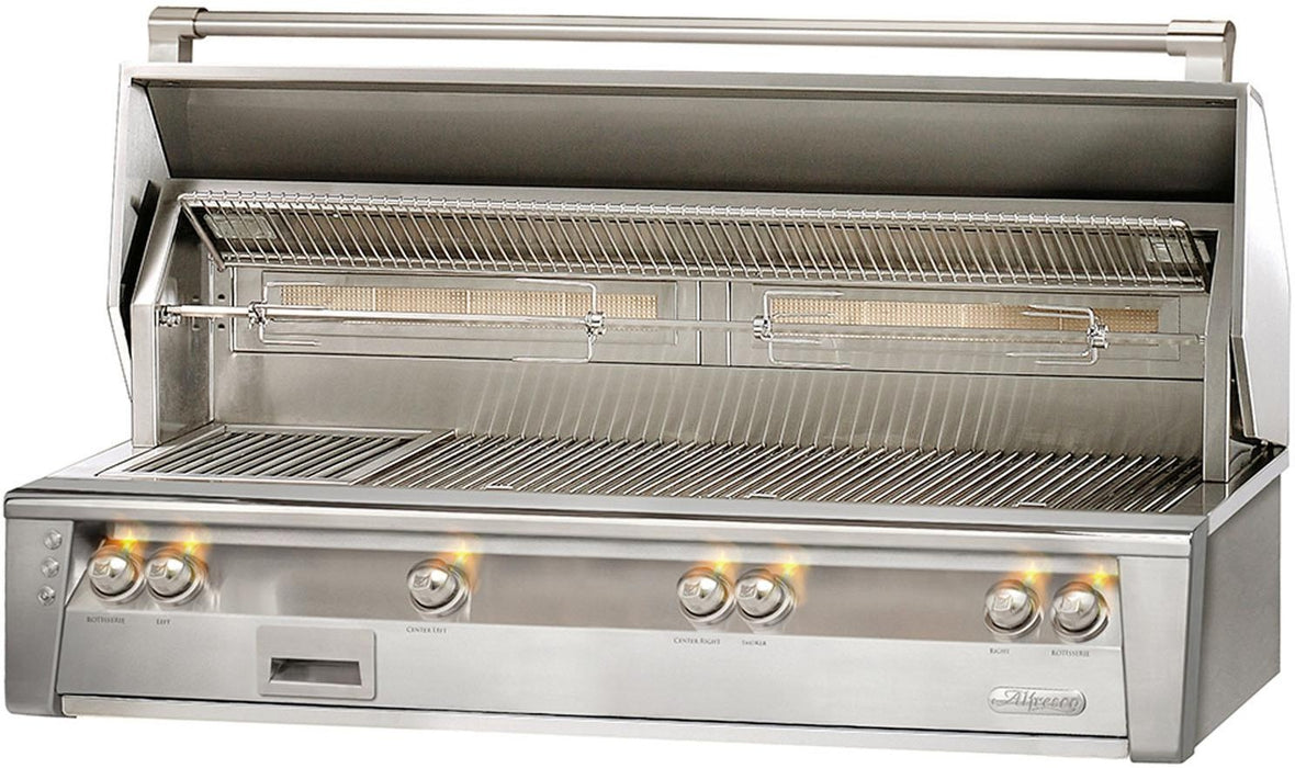 "Alfresco 56"" Standard All Built-In Gas Grill"
