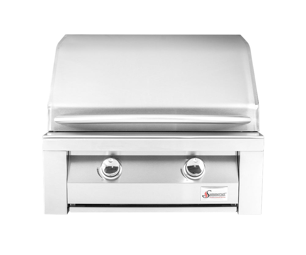 "Summerset 30"" SBG Built-In Grill - Premier Grilling"