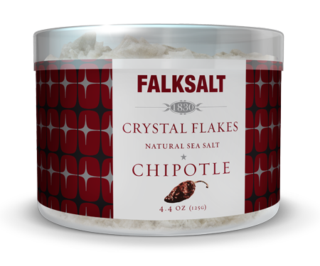 Falksalt Chipotle Sea Salt Flakes