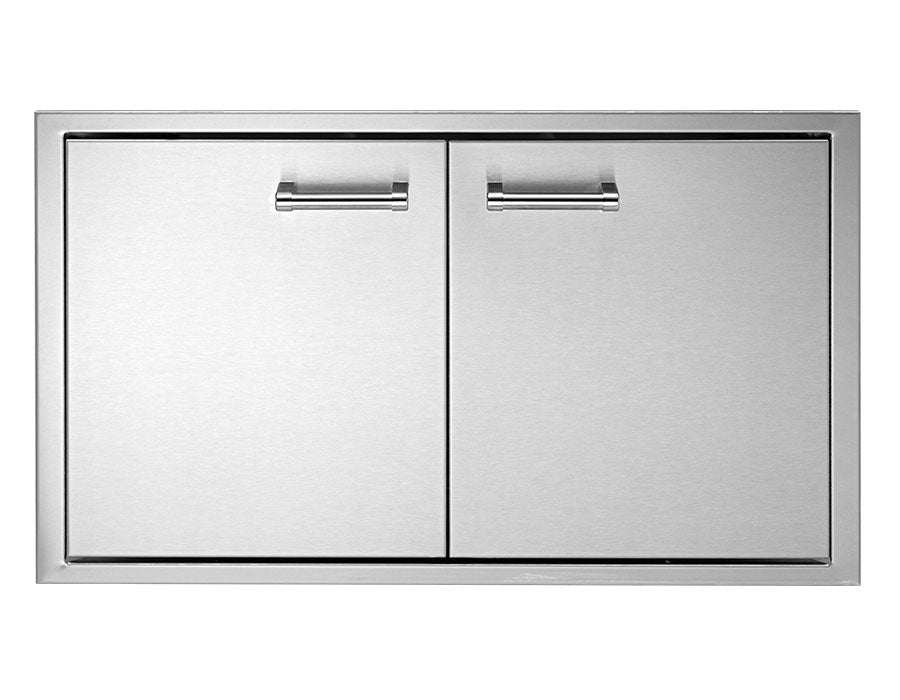 "Delta Heat 30"" Double Access Doors - Premier Grilling"