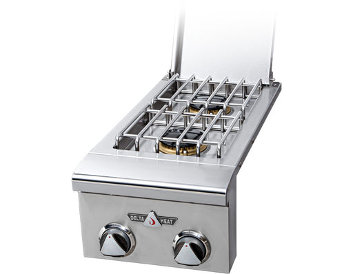 Delta Heat Double Side Burner