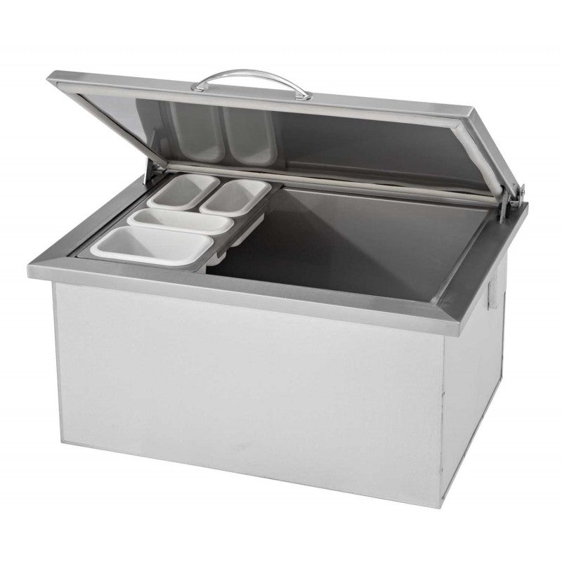 "Delsol 28"" Drop-In Cooler - Premier Grilling"