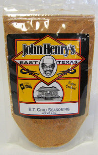 John Henry's East Texas Chili Seasoning