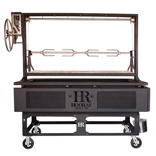 Hooray Grill Company Model 360 Complete Grill Package