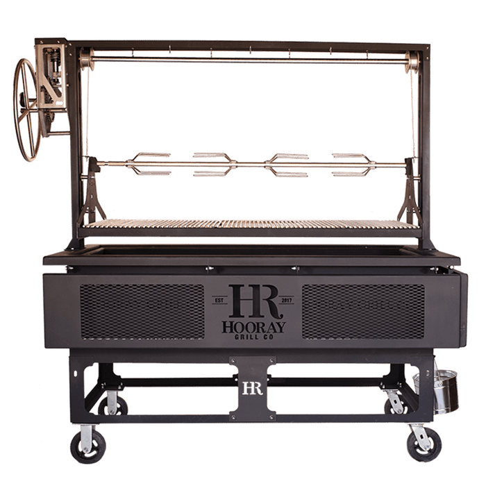 Display-Hooray Grill Company Model 360 Complete Grill Package
