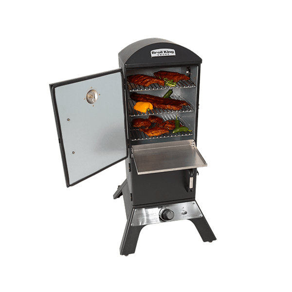 Broil King Vertical Gas Smoker - Premier Grilling