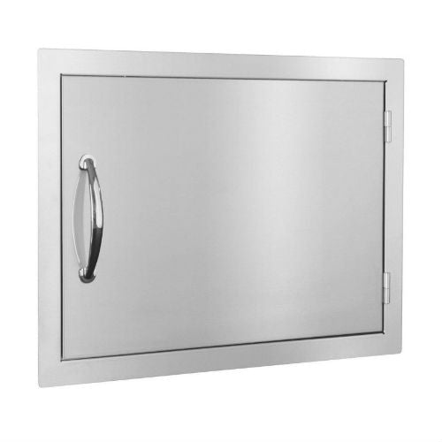 "Summerset Single Horizontal Access Door (27×20"") - Premier Grilling"
