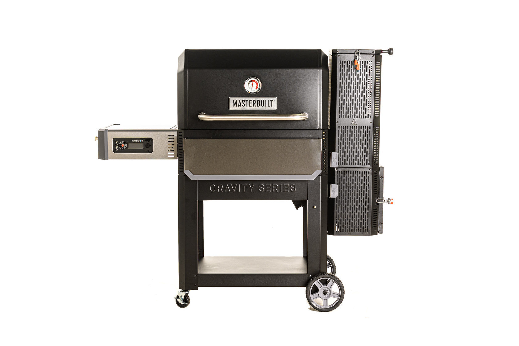 "Masterbuilt 1050 30"" Gravity Series Digital Charcoal Grill and Smoker"