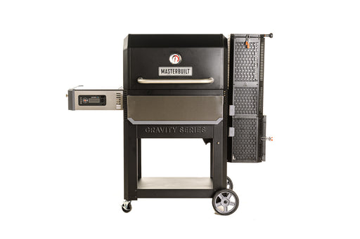 "Masterbuilt 30"" Gravity Series Digital Charcoal Grill and Smoker"