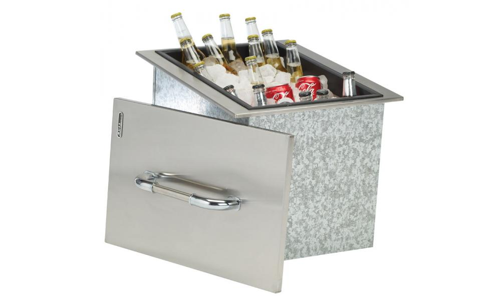 "Bull Outdoor 16"" Built-In Outdoor Ice Chest"