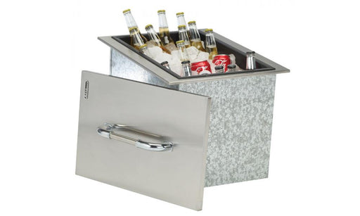"Bull Outdoor 17"" Built-In Outdoor Ice Chest - Premier Grilling"
