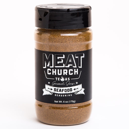 Meat Church Gourmet Seafood Seasoning - Premier Grilling