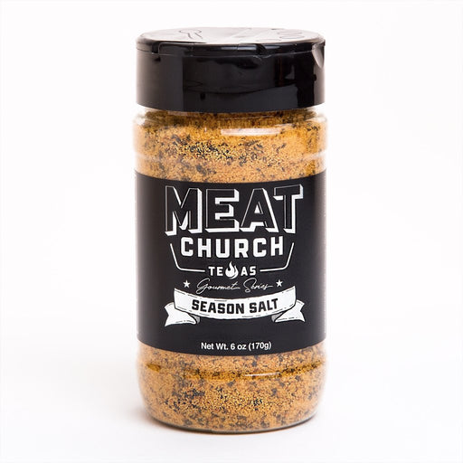 Meat Church Gourmet Season Salt - Premier Grilling