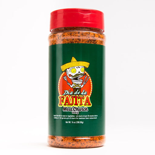 Meat Church Fajita Rub - Premier Grilling