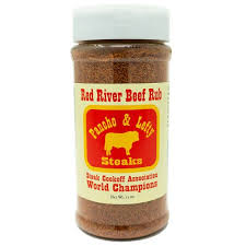 Pancho & Lefty Red River Beef Rub