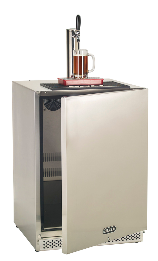 Bull Outdoor Rated Kegerator - Premier Grilling