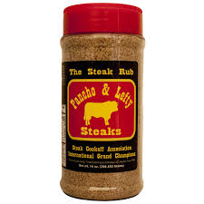 Pancho & Lefty The Steak Rub