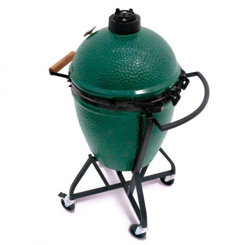 Big Green Egg Curved Bracket for Large Nest Handler - Premier Grilling
