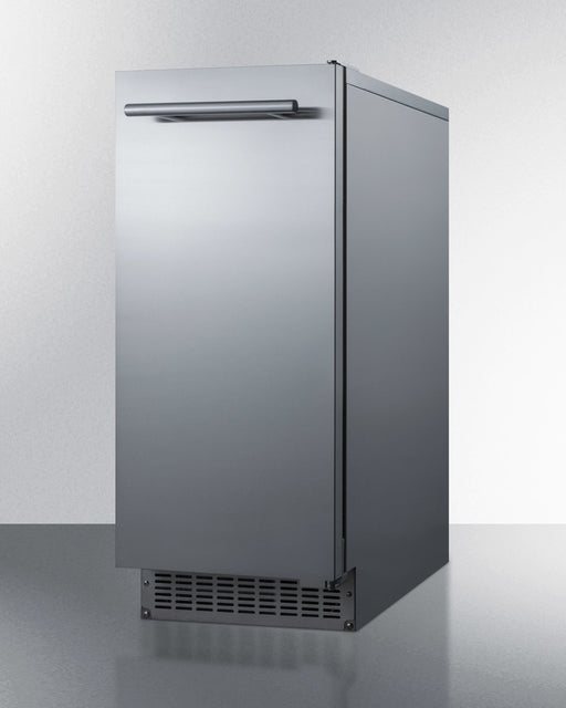 "Summit 15"" Freestanding OD Ice Maker - Premier Grilling"