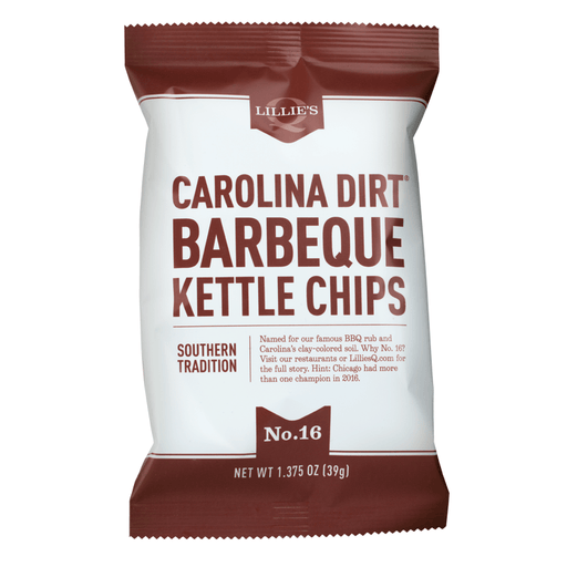 Lillie's Q Carolina Dirt Kettle Chips