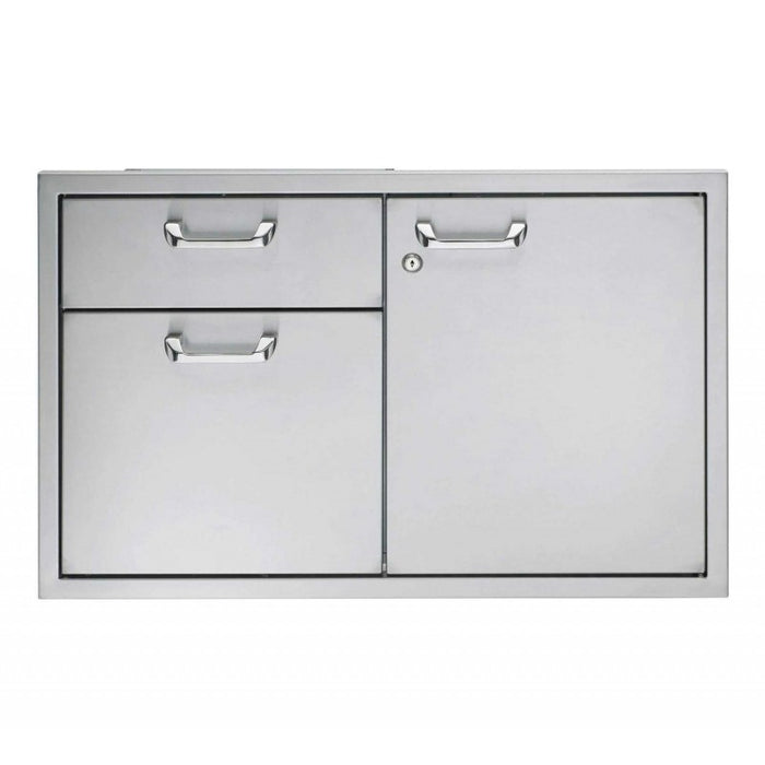 "Lynx 30"" Professional Classic Door/Drawer Combination - Premier Grilling"