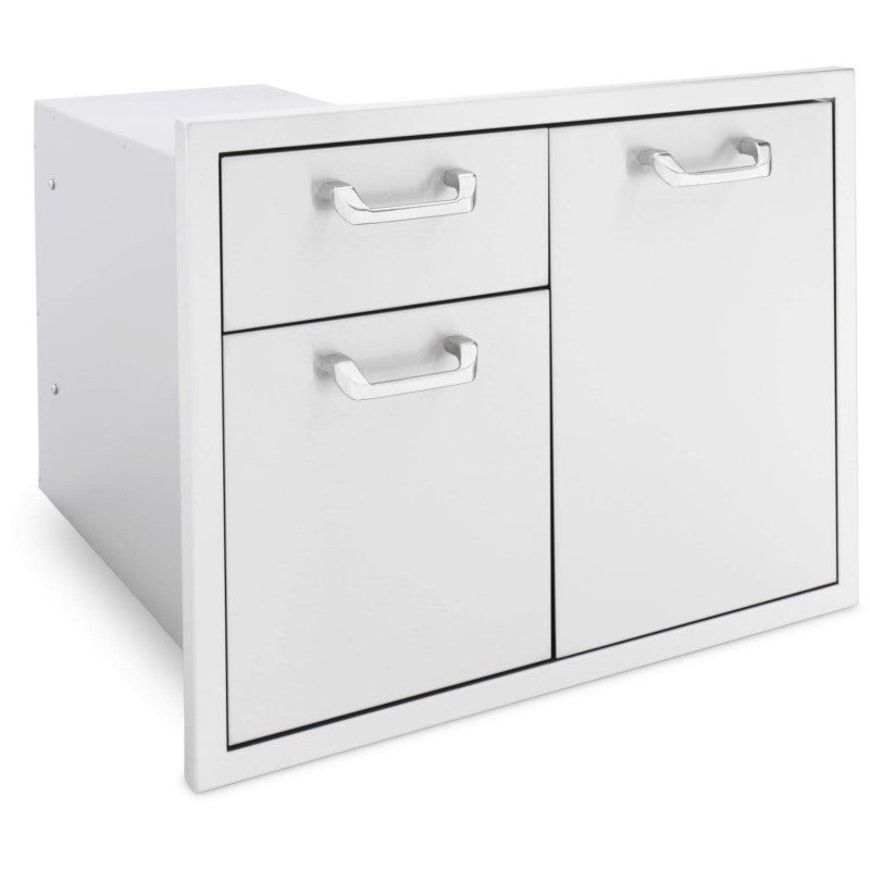 "Lynx 30"" Professional Classic Trash Drawers Combo Unit"