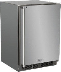 Marvel Stainless Steel Fridge - Premier Grilling