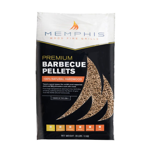 Memphis 20-lb Nature's Way Hickory Pellets