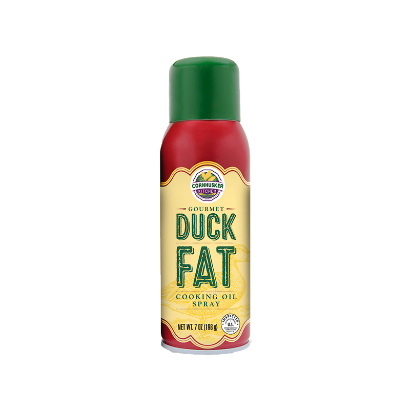Cornhusker Kitchen's Duck Fat Spray - Premier Grilling