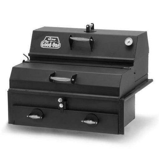 The Good-One Generation III Open Range Smoker/Grill Kitchen - Premier Grilling