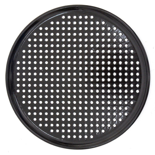 "Big Green Egg 16"" Round Perforated Porcelain Grid - Premier Grilling"