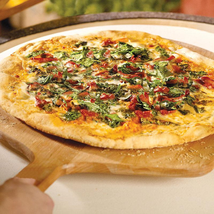 Big Green Egg Flat Pizza & Baking Stone - Premier Grilling