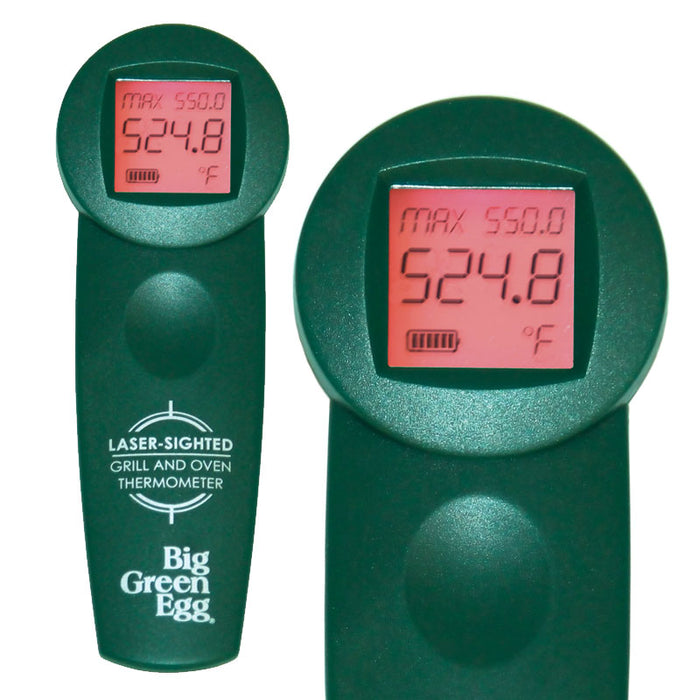 Big Green Egg Professional Infrared Cooking Surface Thermometer - Premier Grilling