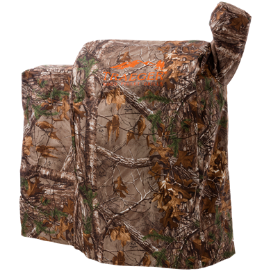 Traeger Realtree Full Length Grill Cover - Premier Grilling