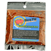 Dizzy Pig Cow Lick Spicy Beef Rub (Sample)