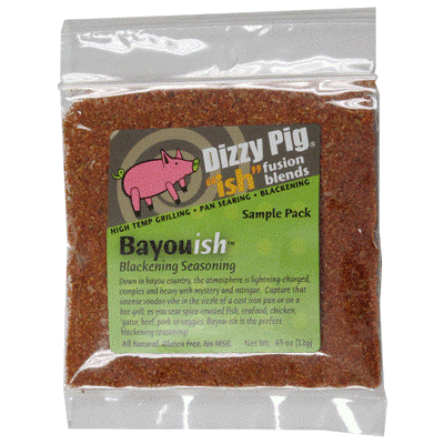 Dizzy Pig Bayou-ish Blackening Seasoning (Sample)