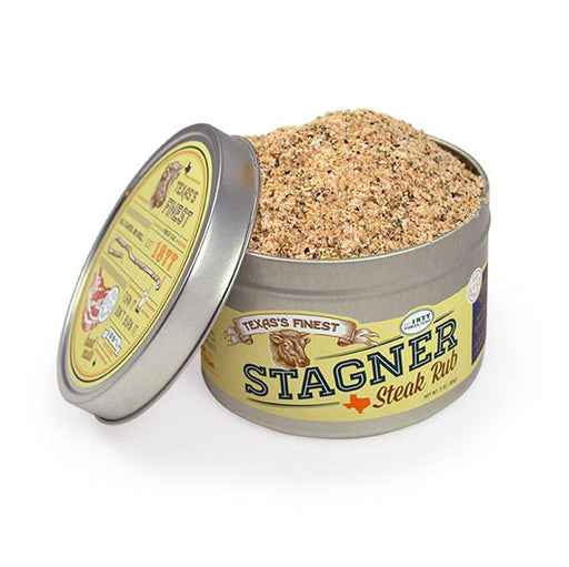 Stagner Steak Rub - Premier Grilling