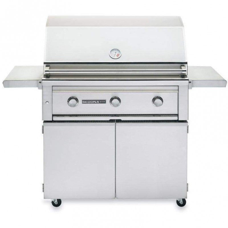 "Sedona 42"" Freestanding Gas Grill - Premier Grilling"
