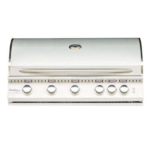"Summerset 40"" Sizzler PRO Built-In Grill - Premier Grilling"