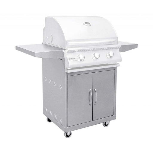 Summerset Cart for Sizzler Grill - Premier Grilling
