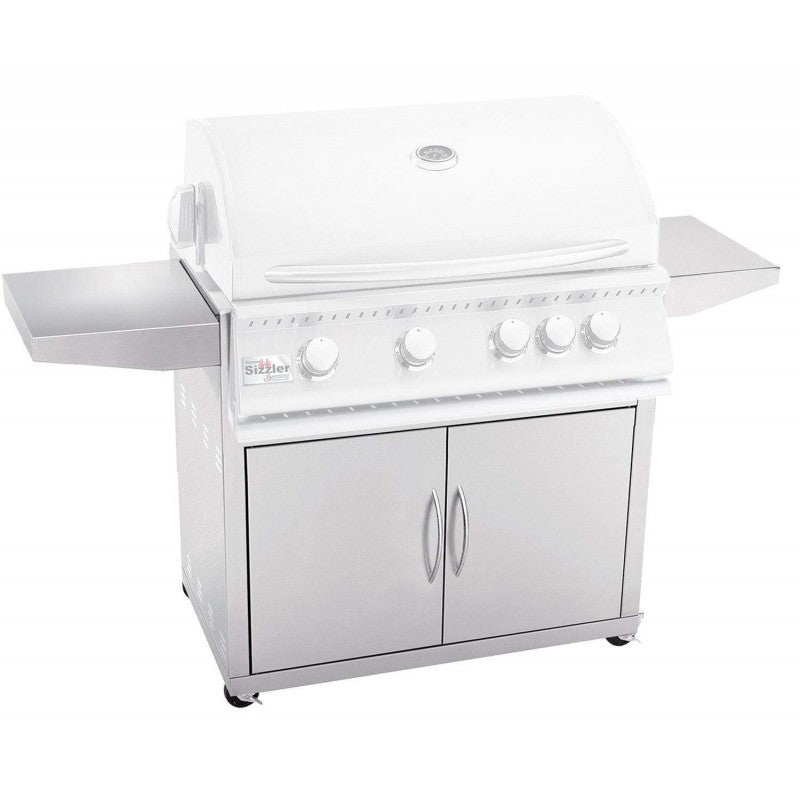 Summerset Cart for Sizzler Pro Grill - Premier Grilling