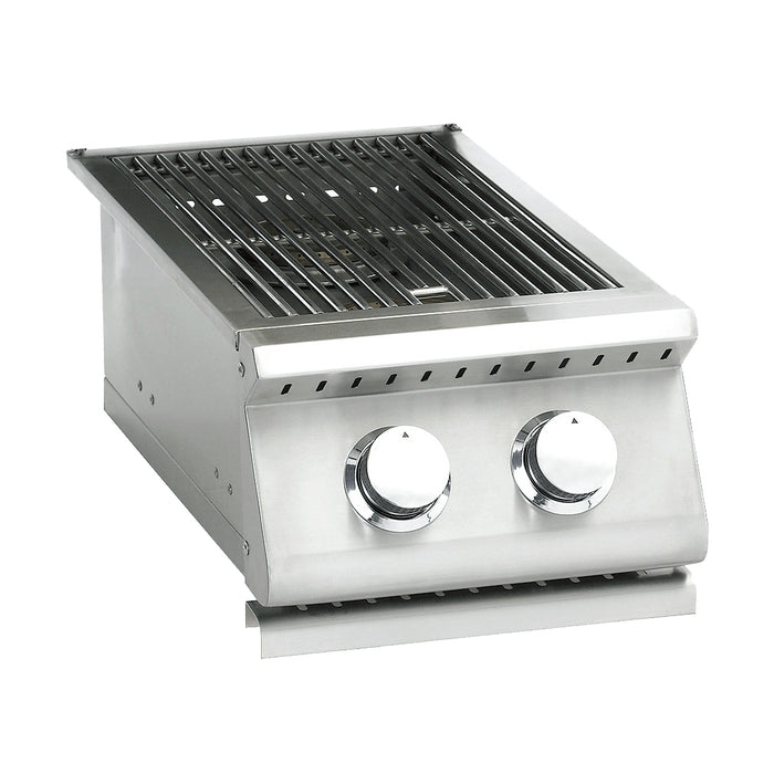 Summerset Sizzler Double Side Burner - Premier Grilling