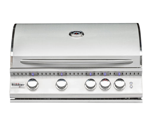 "Summerset 32"" Sizzler PRO Built-In Grill - Premier Grilling"