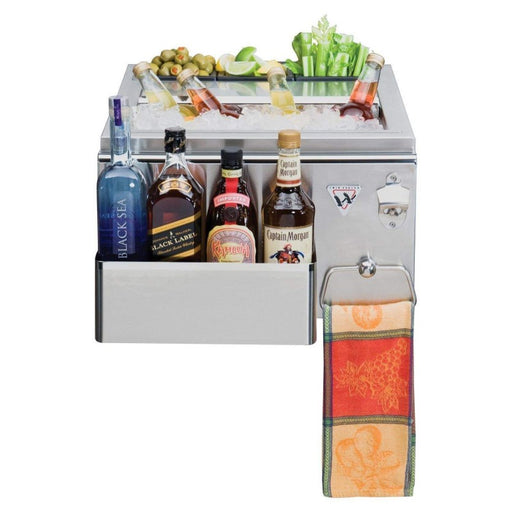 "Twin Eagles 18"" Outdoor Bar - Premier Grilling"